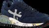 Blauwe PREMIATA Lage sneakers MICK  - small