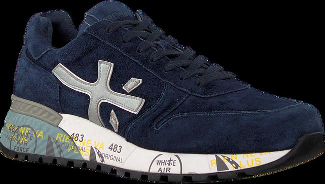 Blauwe PREMIATA Lage sneakers MICK  - large