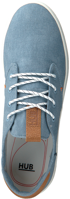 Blauwe HUB Sneakers CHUCKER 2.0  - large