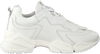 Witte TORAL Lage sneakers 12403  - small