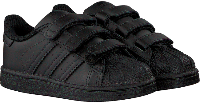 Zwarte ADIDAS Sneakers SUPERSTAR CF I - large