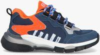 Blauwe BRAQEEZ Lage sneakers GIO GENNA  - medium