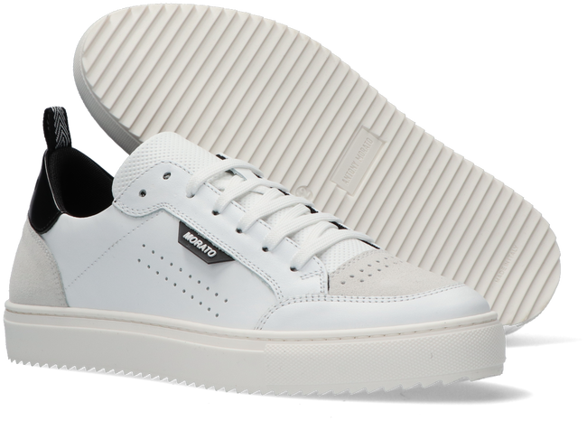 Witte ANTONY MORATO Lage sneakers MMFW01336  - large