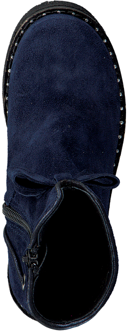 Blauwe TON & TON Enkellaarsjes 292531  - large