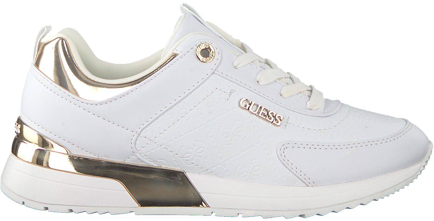 1a179efaf7c Witte GUESS Sneakers MARLYN - large. Next