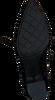 Zwarte HISPANITAS Enkellaarsjes LINO-7 - small