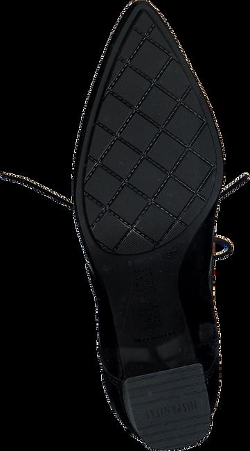Zwarte HISPANITAS Enkellaarsjes LINO-7 - large