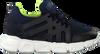 Blauwe RED-RAG Lage sneakers 13449  - small