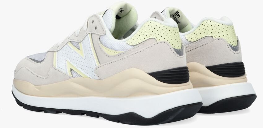 Beige NEW BALANCE Lage sneakers W5740  - larger