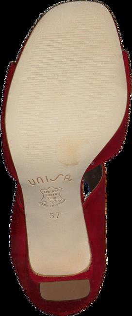 Rode UNISA Sandalen SABRA  - large