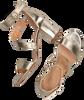 Gouden NOTRE-V Sandalen 7836  - small