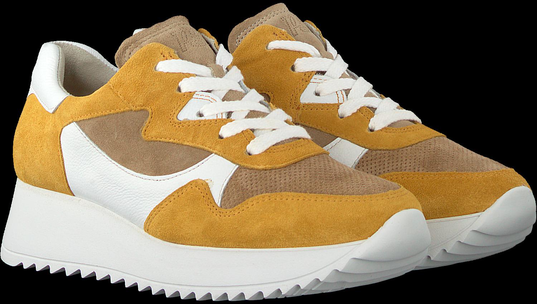 Gele PAUL GREEN Lage sneakers 4949