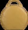 Gele MYOMY Rugtas MY BOXY BAG COOKIE BACKBAG  - small