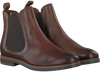 Cognac OMODA Chelsea boots 54A-005  - small