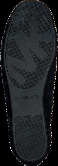 Zwarte MICHAEL KORS Mocassins SUTTON MOC  - large