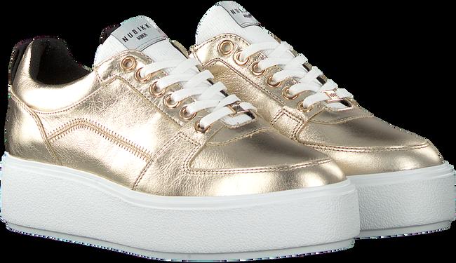 Gouden NUBIKK Lage sneakers ELISE BLUSH  - large