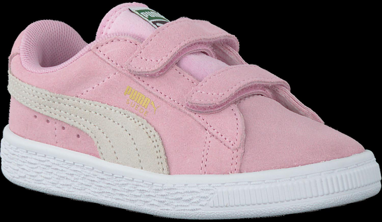 Straps 2 Suede Puma Sneakers Roze Omoda H9IE2WDYe