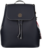 Blauwe TOMMY HILFIGER Rugtas CHARMING TOMMY BACKPACK - small