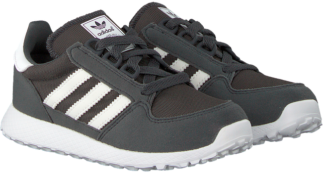 Grijze ADIDAS Sneakers FOREST GROVE C  - large