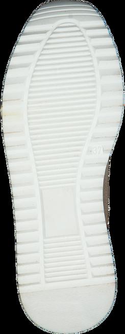 Beige RED-RAG Lage sneakers 76706  - large