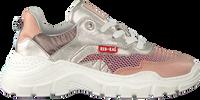 Zilveren RED-RAG Lage sneakers 13282  - medium