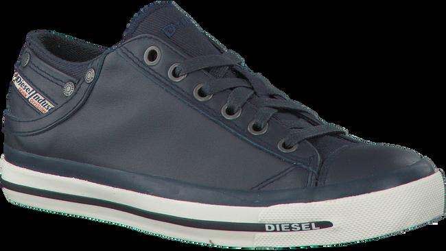 Blauwe DIESEL Sneakers MAGNETE EXPOSURE IV W  - large