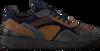 Grijze MAZZELTOV Sneakers 8880  - small