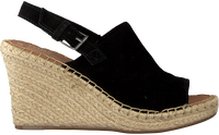 Zwarte TOMS Espadrilles MONICA - medium
