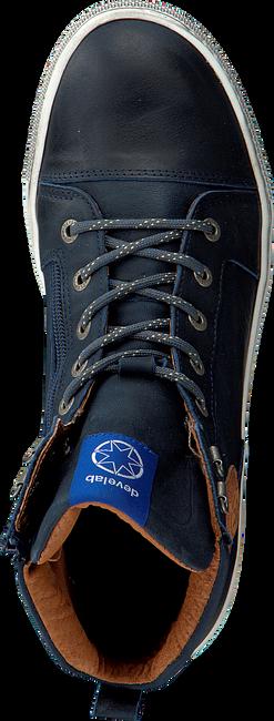 Blauwe DEVELAB Sneakers 41537  - large