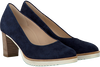 Blauwe GABOR Pumps 010  - small