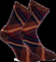 Bruine MARCMARCS Sokken ANNA  - medium