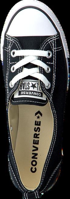 Zwarte CONVERSE Sneakers CHUCK TAYLOR BALLET LACE - large