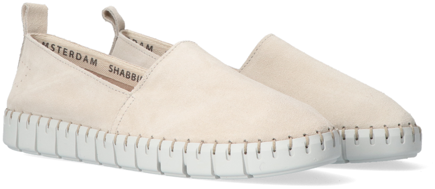 Witte SHABBIES Loafers 120020026  - larger