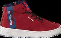 Rode VINGINO Sneakers TYLER MID  - medium