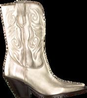Gouden TORAL Lange laarzen 12376  - medium