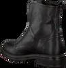 Zwarte VIA VAI Biker boots 4912011  - small