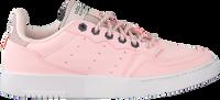 Roze ADIDAS Lage sneakers SUPERCOURT W  - medium