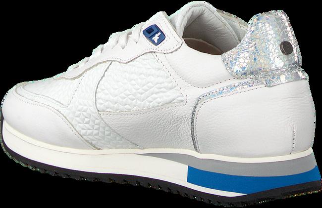 Witte FLORIS VAN BOMMEL Sneakers 85260  - large