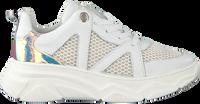 Witte RED-RAG Lage sneakers 13264  - medium