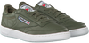 Groene REEBOK Sneakers CLUB C 85 MEN  - small