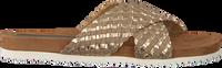 Gouden LAZAMANI Slippers 33.751  - medium