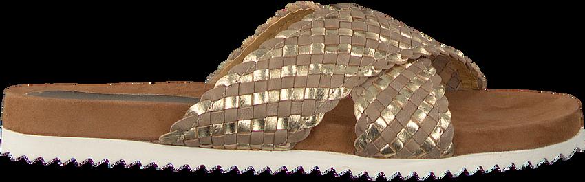 Gouden LAZAMANI Slippers 33.751  - larger