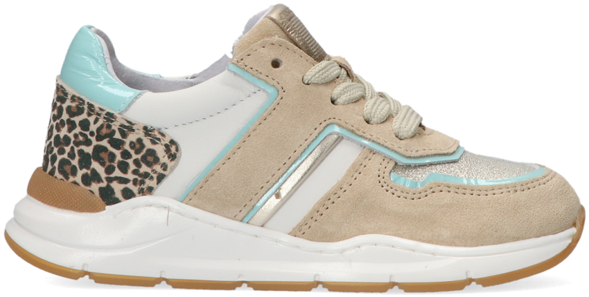 Beige PINOCCHIO Lage sneakers P1769  - larger