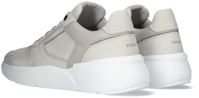 Grijze NUBIKK Lage sneakers ROQUE ROAD HEREN  - large