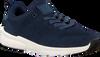Blauwe BULLBOXER Sneakers 823C28009  - small