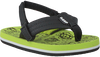 Groene REEF Slippers GROM REEF FOOTPRINTS  - small