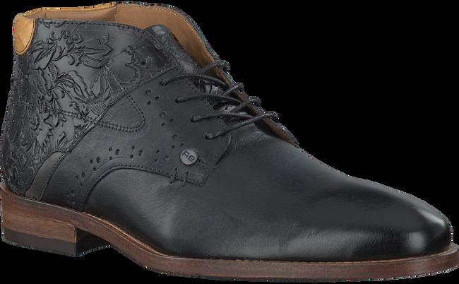 Zwarte REHAB Nette schoenen ADRIANO  - large