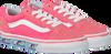 Roze VANS Sneakers OLD SKOOL UY - small