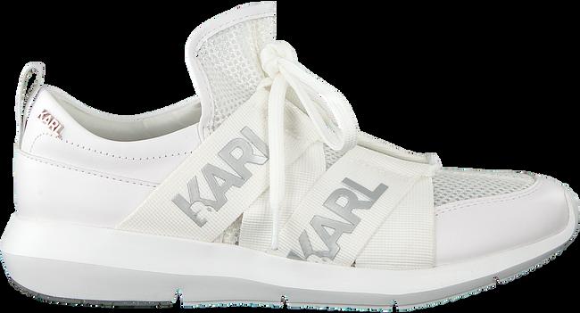 Witte KARL LAGERFELD Sneakers KL61120 - large