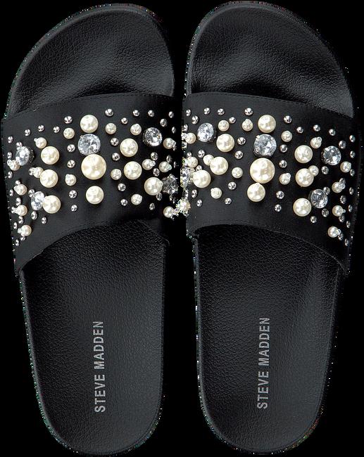 Zwarte STEVE MADDEN Slippers SANDY - large